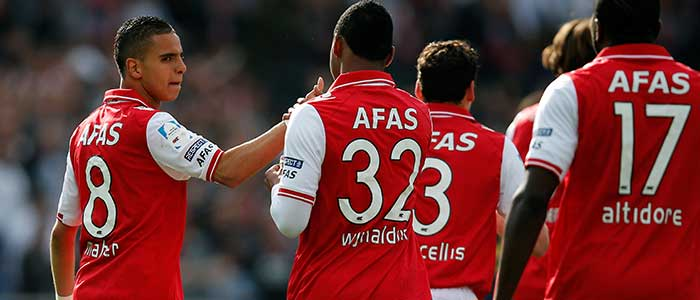 AZ - Ajax programmaeredivisie getty