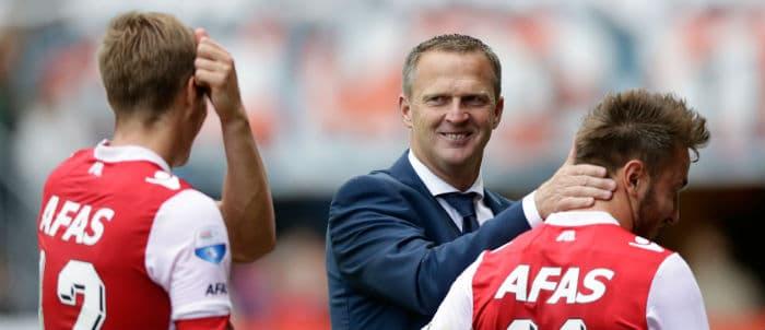Voorspellingen AZ Alkmaar - FC Utrecht Eredivisie gokken | Getty
