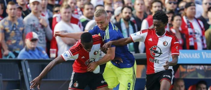 Ajax v Feyenoord Klassieker Eredivisie 2015 vi images