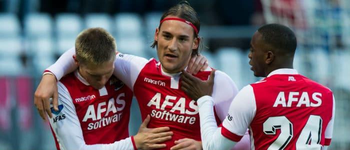 AZ Alkmaar - PSV Programma eredivisie speelronde 23 vi images