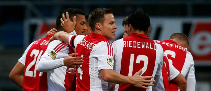 Ajax Programma Eredivisie speelronde 21 seizoen 2014/15 speelronde 21 getty