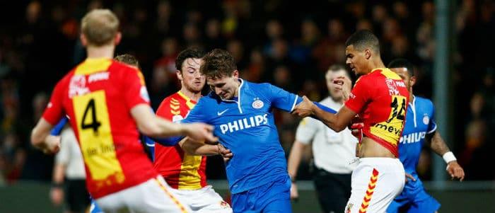 Speelronde 28 Programma Eredivisie Feyenoord - PSV Ajax - ADO getty