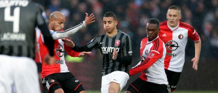 Speelronde 13 Feyenoord - FC Twente programma eredivisie vi
