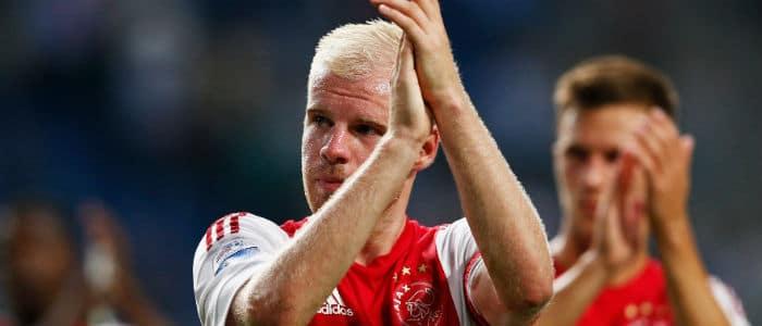 Transfers Eredivisie: Davy Klaassen zeker weg bij Ajax Getty