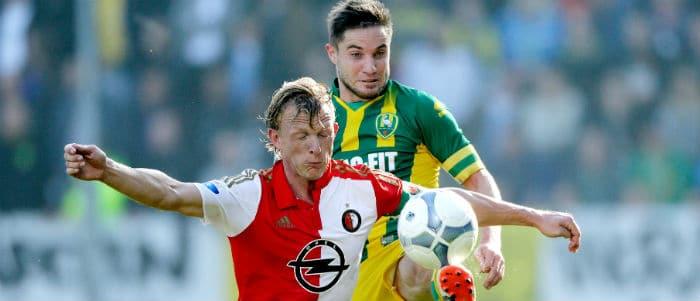 Feyenoord trainer VI Images