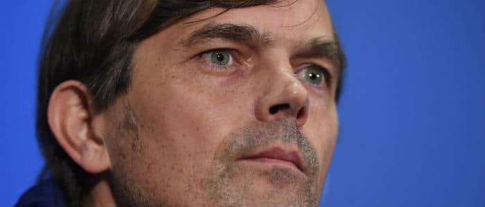 Tranfer PSV Phillip Cocu weg - Mark van Bommel nieuwe trainer? Getty