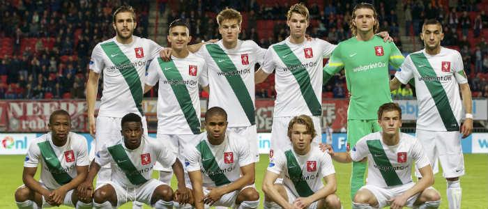 Eredivisie vrijdag Vitesse - FC Twente VI Images