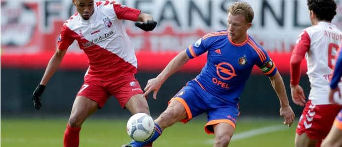 Feyenoord wint in Eredivisie - uitslagen voetbal VI Images