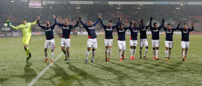 PSV pakt al vijf jaar meeste punten Eredivisie in kalenderjaar | Getty