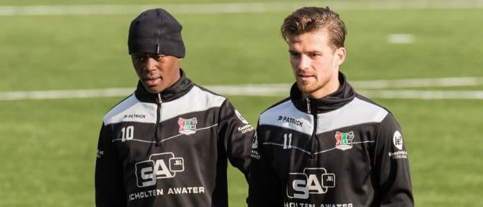 NEC – Heracles Almelo Eredivisie Christian Santos VI Images