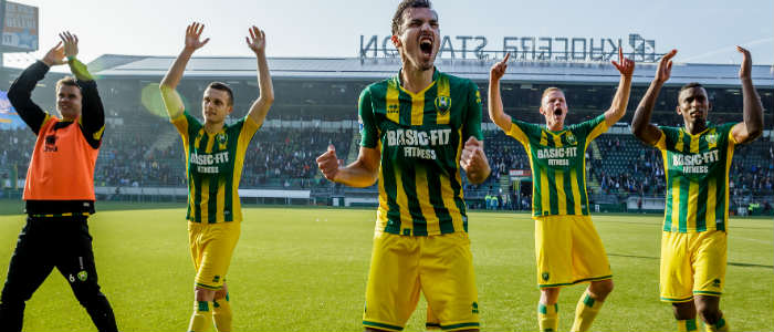 ADO Den Haag - Roda JC degradatie Eredivisie Getty