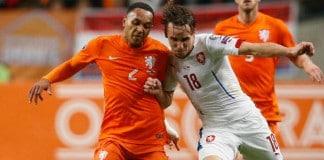 Kenny Tete |Engeland - Nederland oefeninterland | Eredivisie spelers Getty