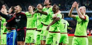 Ajax - Uitslagen voetbal Eredivisie speelronde 30 Getty