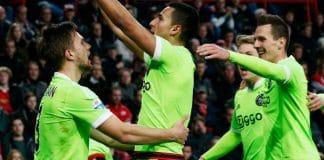 Eredivisie: Heerenveen - Ajax: doelsaldo Getty