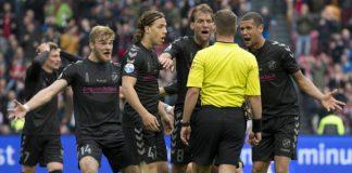 Uitslagen Eredivisie speelronde 31: Ajax en PSV gelijk qua punten VI Images