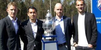 Programma Eredivisie: bekerfinale Feyenoord - FC Utrecht VI Images