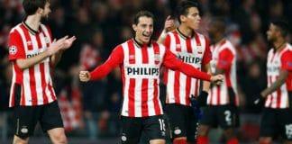 Voorspellen voetbal Transfer Eredivisie Andres Guardado: van PSV naar Betis Getty
