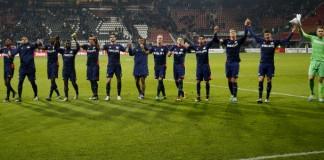 Winst PSV, Ajax en Feyenoord - Uitslagen Eredivisie speelronde 29 VI Images