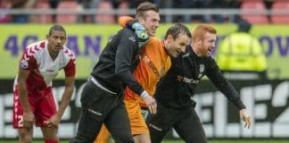 Eredivisie trainers Heracles en Vitesse draaien door Getty