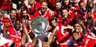 PSV - VVV Venlo Eredivisie kampioen voorspellen bookmakers Getty