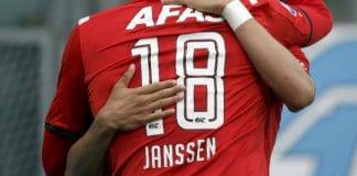 Iedereen wil Vincent Janssen Eredivisie transfers VI Images