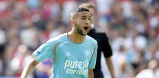 Hakim Ziyech niet naar Ajax Programma Eredivisie