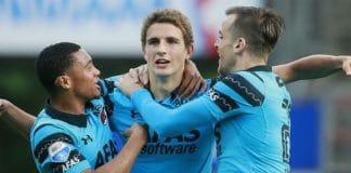 Eredivisie 15 oktober AZ – Vitesse Getty