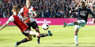 Feyenoord - Ajax uitslag klassieker 1-1 VI Images