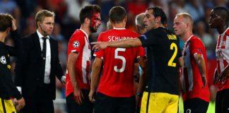 PSV heeft meer medische zorgen dan Ajax en Feyenoord Getty