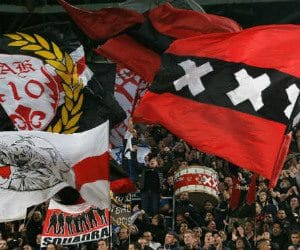 Ajax supporters