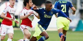 Riechedly Bazoer wil weg bij Ajax - Marco van Ginkel wil niet terug bij PSV Getty