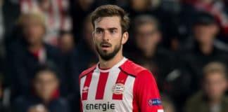Feyenoord - PSV Jürgen Locadia bijna fit en Davy Pröpper blijft Getty