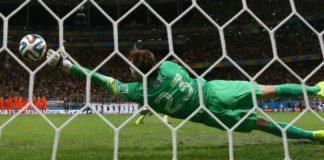 Nederland - Tsjechië EK voetbal achtste finale zondag