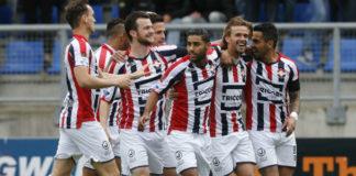 Willem II - NEC Eredivisie: clubs willen nacompetitie ontlopen