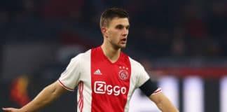 Eredivisie: Goal en spel Joel Veltman uitstekend. Ajax koploper Eredivisie | Getty