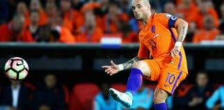 Wesley Sneijder strikt eredivisie legendes voor afscheidswedstrijd