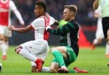 Ajax - Feyenoord 17 januari 2021