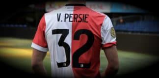 Afscheid Gio en Robin van Persie bij Feyenoord | Getty