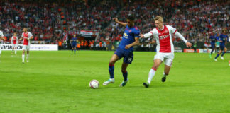 Voorspellingen Ajax en PSV transfers Matthijs de Ligt en Denzel Dumfries Getty
