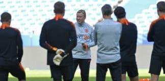 Wie van Oranje speelde het vaakst in de Eredivisie? Getty