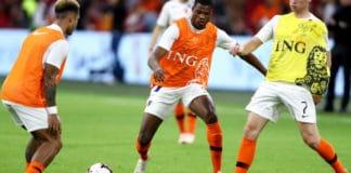 Voetbal: Hoe deden deze Eredivisie spelers het bij Oranje? Getty