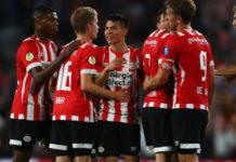PSV en Ajax scoren er op los. Voorspellen nieuw record hoogste doelsaldo Eredivisie Getty