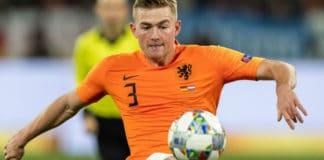 Matthijs de Ligt van Ajax kan Golden Boy winnen | Getty