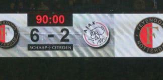Ajax verliest Klassieker Feyenoord Ajax. Voorspellen Eredivisie   Getty
