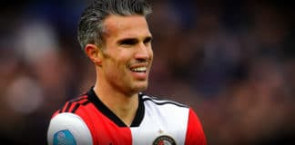 Feyenoord Robin van Persie winnaar Sportpersoonlijkheid van het Jaar 2018   Getty