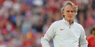 Net voor de derby van het noorden ontslaat sc Heerenveen trainer Jan Olde Riekerink | Getty