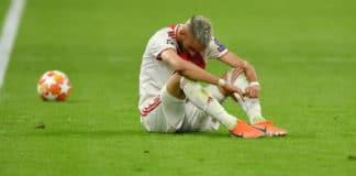 Ajax klaar in Champions League: focus nu op landstitel Eredivisie   Getty