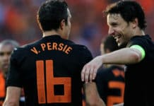 Wat gaat Robin van Persie doen en Van Bommel naar Bayern? | Getty