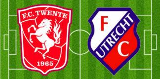 FC Twente - FC Utrecht Eredivisie: uitploeg favoriet voor de winst
