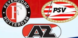 Europa League: AZ kan zich plaatsen, PSV en Feyenoord knokken